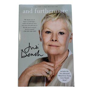🍒3/$20🍒 and furthermore Judi Dench autobiograpy